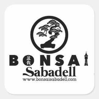 bonsaisabadell square sticker