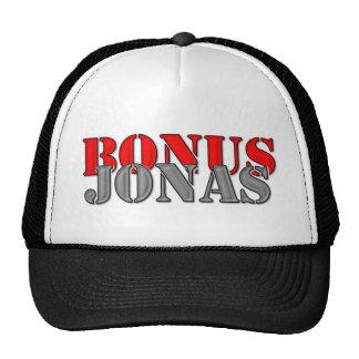 bonus caps