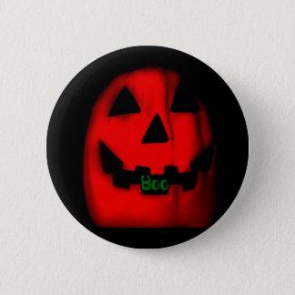 Boo 2 Inch Round Button