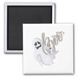 Boo and Ghost Magnet