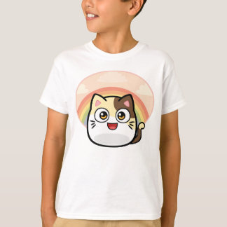 Boo as Cat Design Products T-Shirt