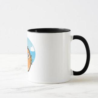 Boo as Fish 11oz Mug