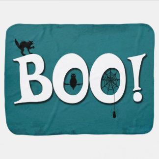 Boo! Baby Blanket