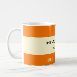 Boo Bear - Pumpkin Orange Coffee Mug