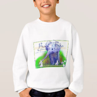Boo Boo & Friends (w. logo) Sweatshirt