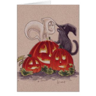 """""""Boo!"""" Card"""