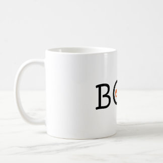 Boo! Coffee Mug