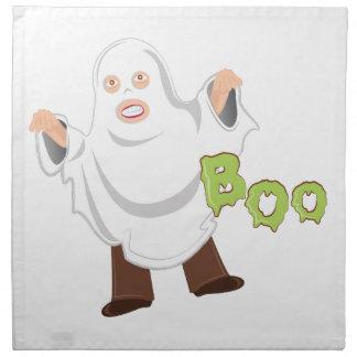 Boo Costume Napkins