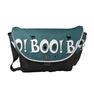 Boo! Courier Bags