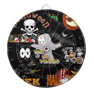 boo dartboard