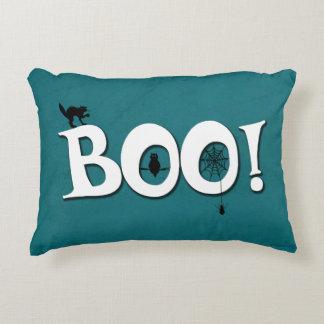 Boo! Decorative Pillow