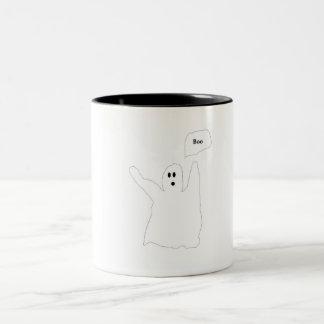 Boo ghostie mug