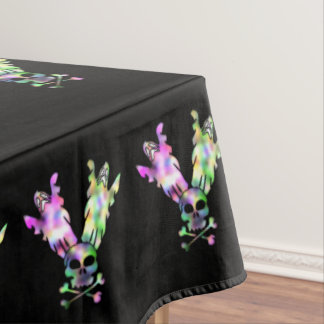 Boo! Halloween Tablecloth
