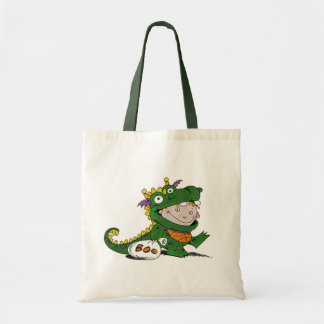 Boo I'm a Dragon Tote Bag