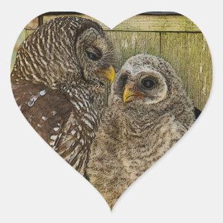 Boo & Mom Ver3 - 2014 Heart Sticker