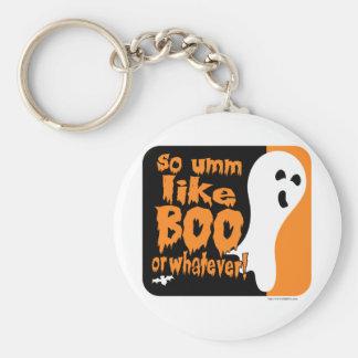 BOO or whatever! Keychain