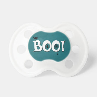 Boo! Pacifier