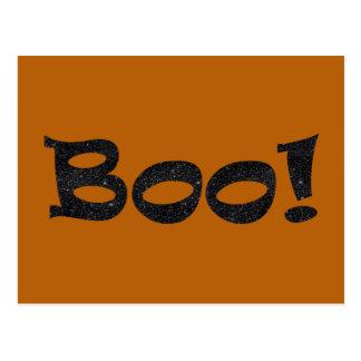 Boo! Postcard