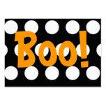 Boo! Treat Bag Tag