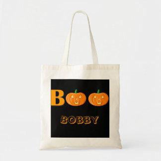 BOO Trick or Treat Tote Bag
