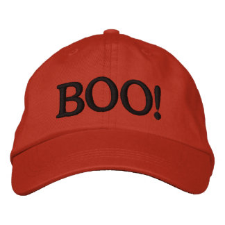 BOO! v2 Embroidered Hat
