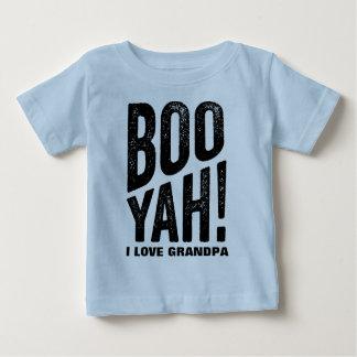 Boo Yah Grandma and Grandpa Baby T-Shirt