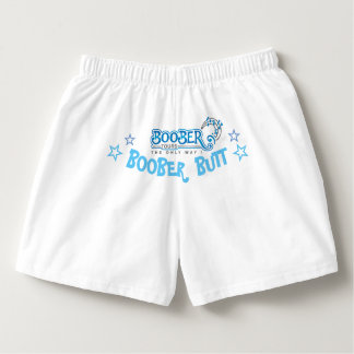 BOOBER BUTTS ☆ GO NUTS BOXERS