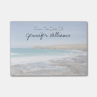 Boobys Bay Beach |England Post-it Notes