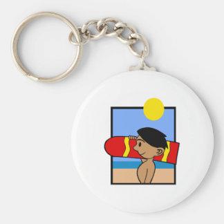 Boogie Board Keychain