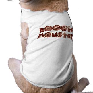 Boogie Monster Doggie Tee Shirt
