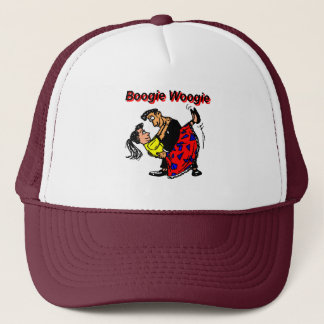 Boogie Woogie Trucker Hat