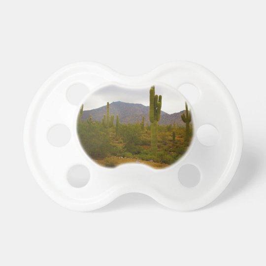 BooginHead® Pacifier Bright Sahuaro Cacti
