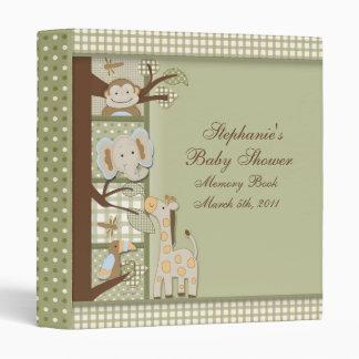 book2, Stephanie's, Baby Shower, Memory BookMar... Vinyl Binder