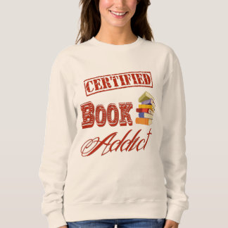 Book Addict Sweatshirt