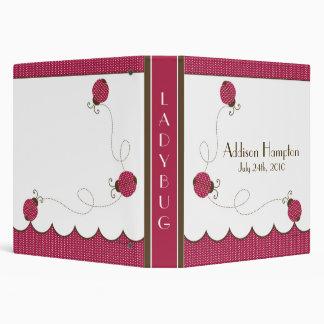 book, Addison Hampton, July 24th, 2010 3 Ring Binders