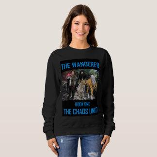 Book Art by K.D. Kromminga--The Wanderer Sweatshirt