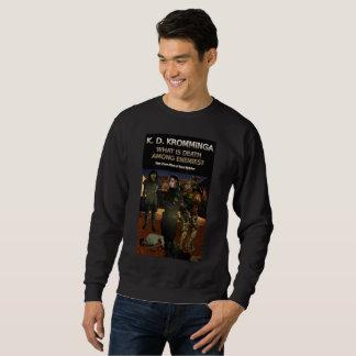 Book Art by K.D. Kromminga--What is Death Among... Sweatshirt