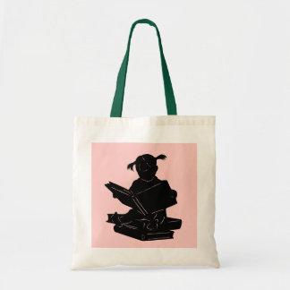 Book Bag Girl