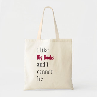 Book Bag!  Holds lots of stuff.  Lots. Tote Bag