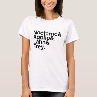 Book Boyfriend- Noctorno, Apollo, Lahn, Frey T-Shirt