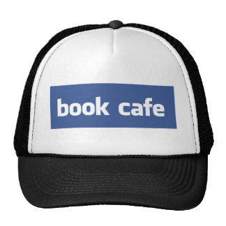 book cafe hats
