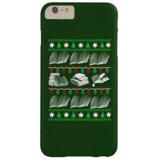 Book Christmas Barely There iPhone 6 Plus Case
