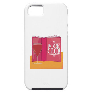 Book Club Cover For iPhone 5/5S