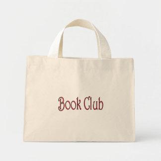 BOOK CLUB TINY TOTE