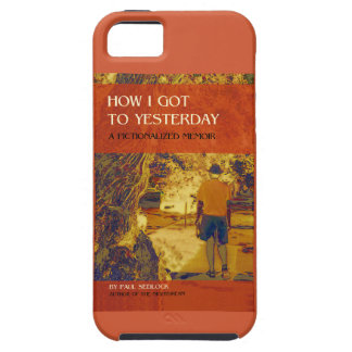 Book cover design for How I Got to Yesterday