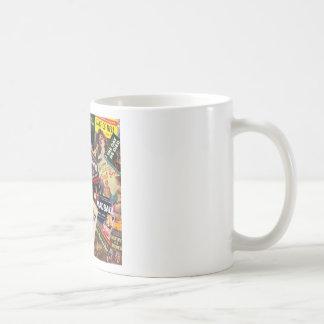 Book Cover Montage Coffee Mug