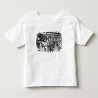 Book Department at an Army and Navy store Tee Shirts