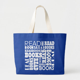 Book Group Librarian Reading Tote Bag