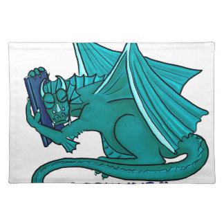 Book Hug Bookwyrm Placemat