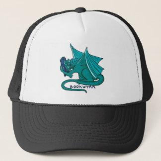Book Hug Bookwyrm Trucker Hat